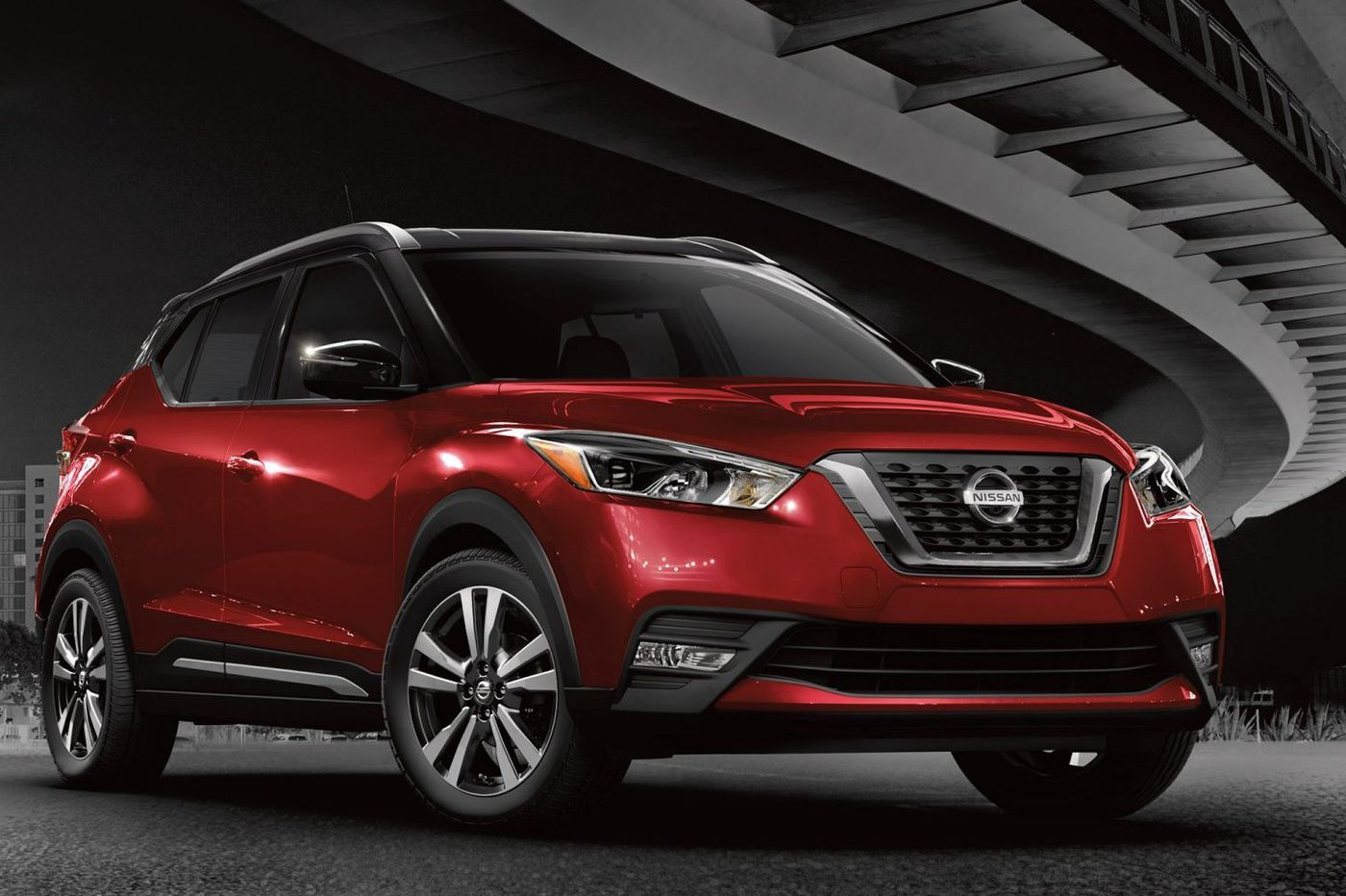 Nissan's Kicks is a cute, useful hatchback, not a crossover