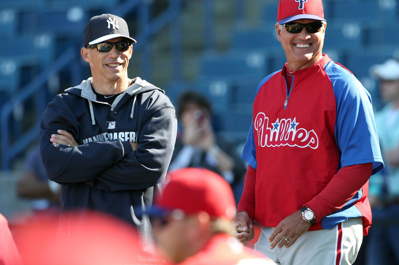 The file on Joe Girardi, the Phillies' new manager