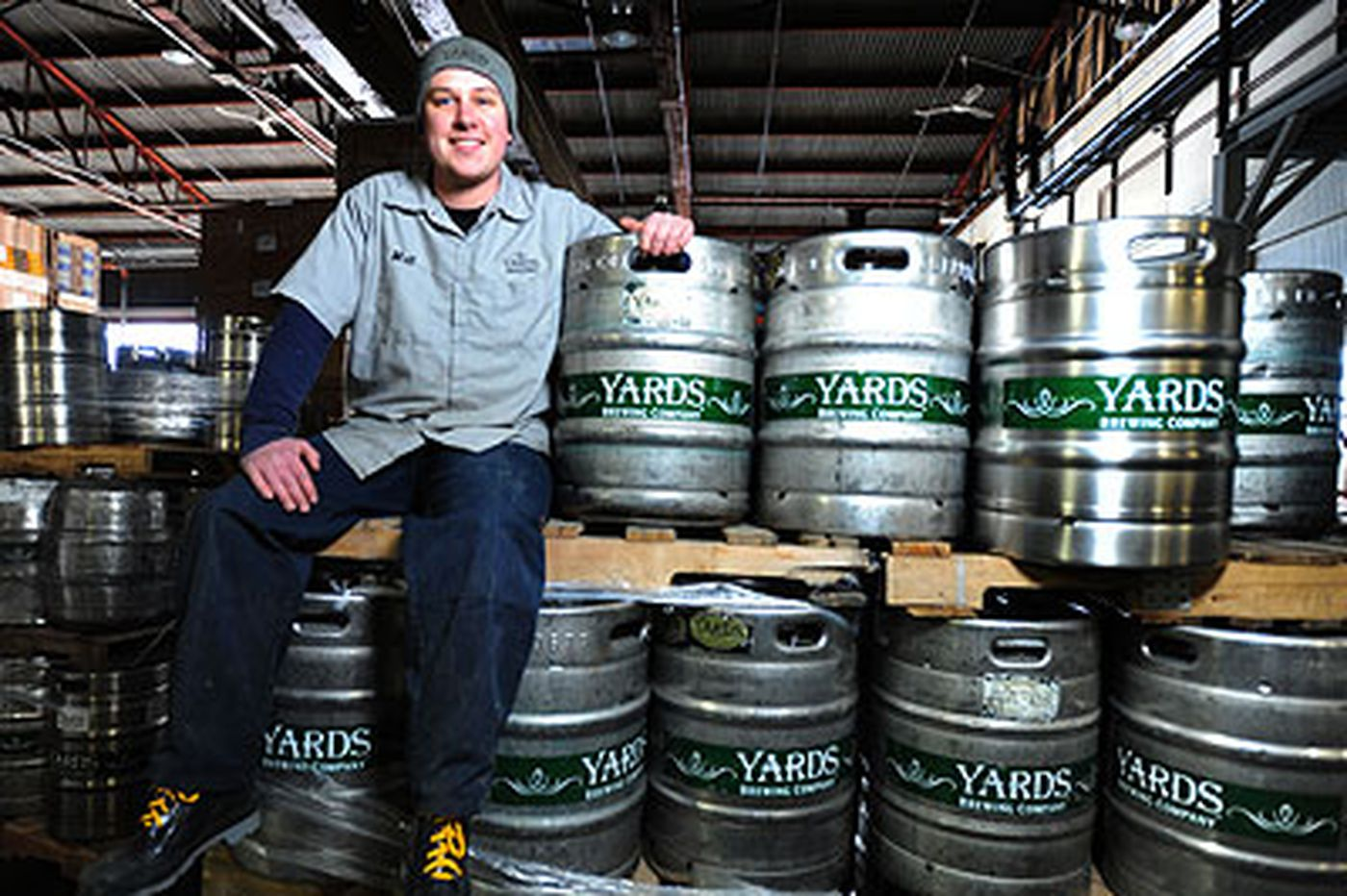 How to build a career in beer