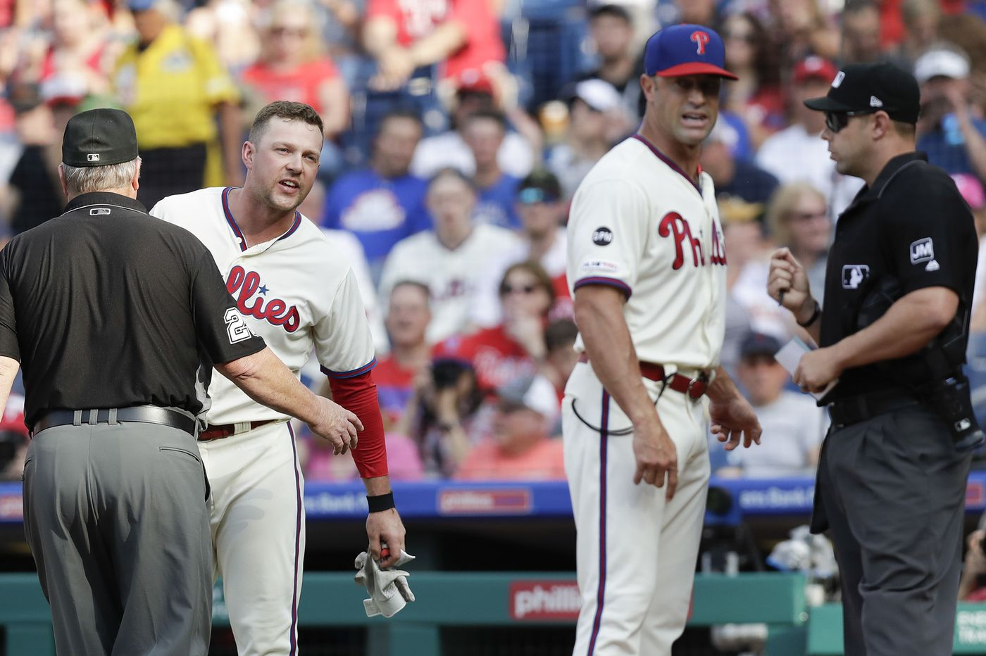 Gabe Kapler got fired because key young Phillies regressed | Marcus Hayes