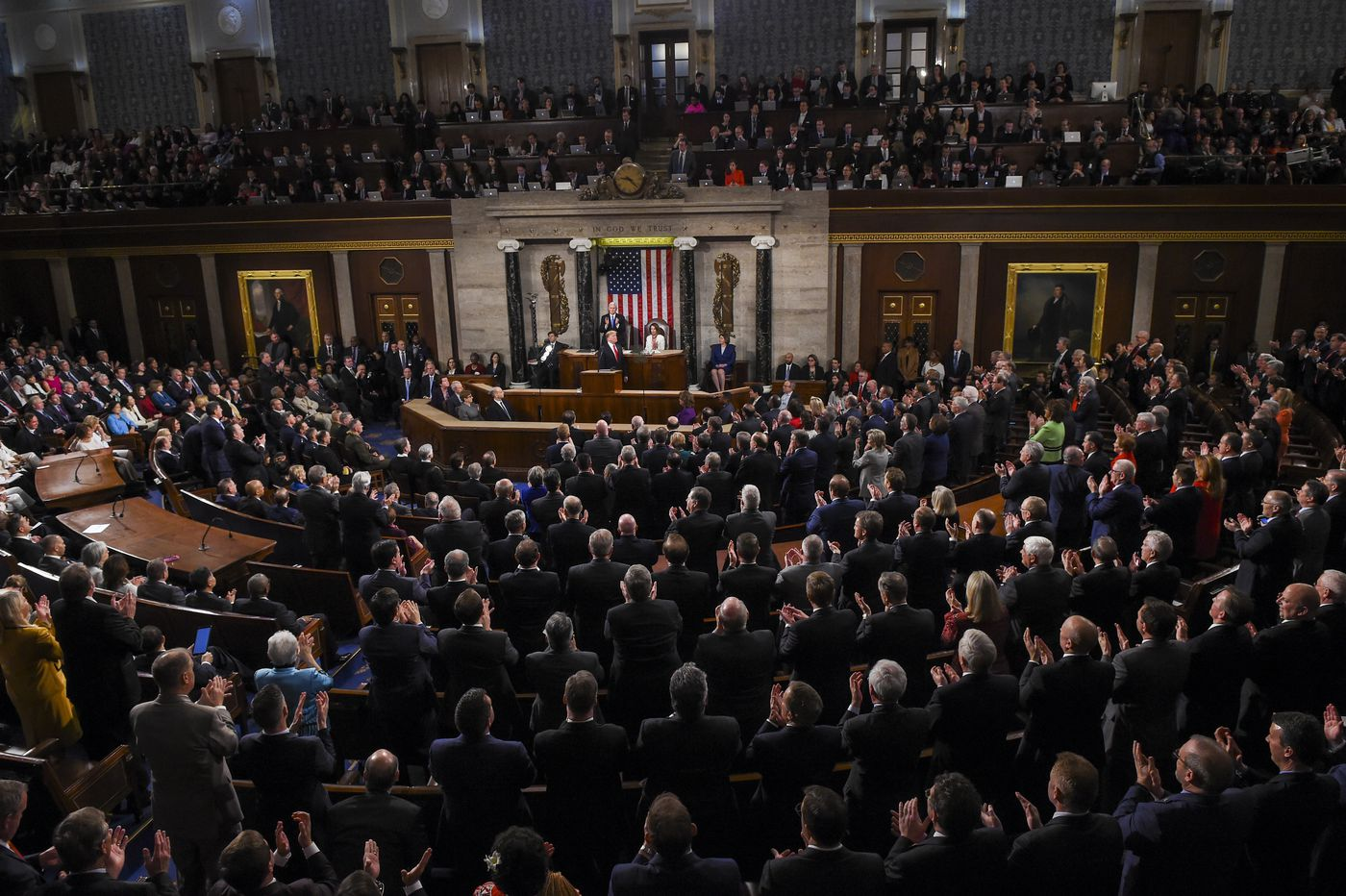 The State of the Union address skipped the most pressing crises of our time   Editorial
