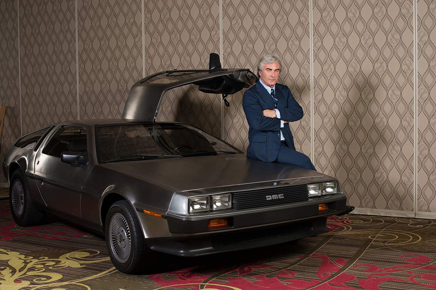 Philadelphia filmmakers go under the hood in 'Framing John DeLorean' with Alec Baldwin as the notorious automaker