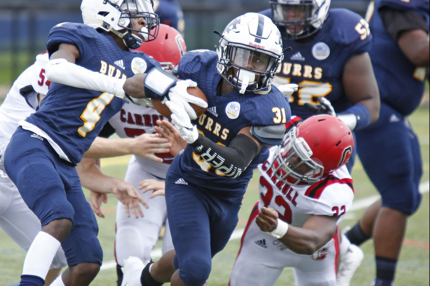 Saturday's Southeastern Pa. roundup: West Catholic football outlasts Bishop McDevitt in double overtime