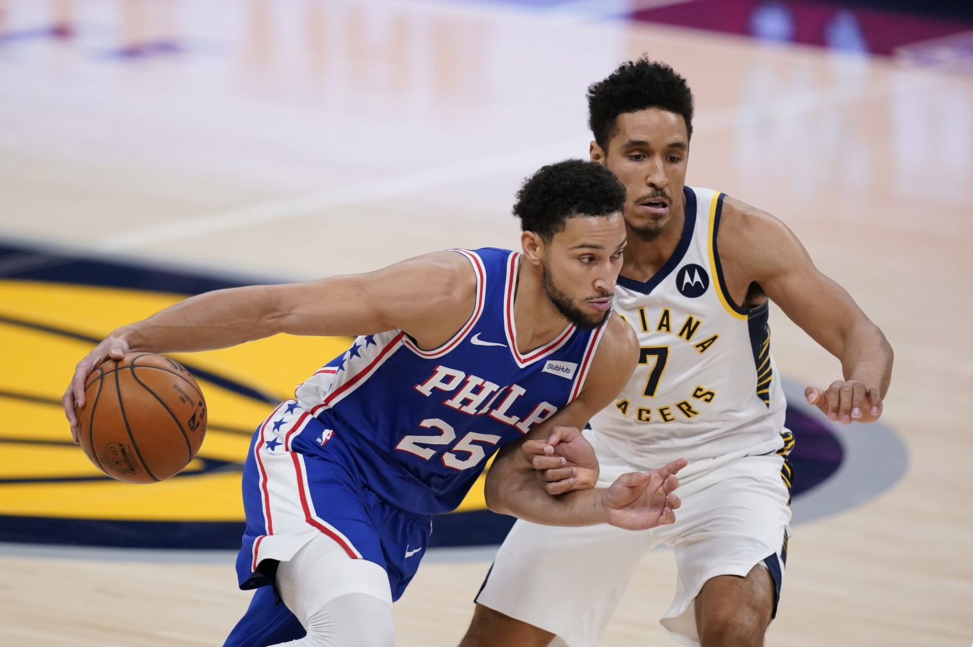 Ben Simmons And Tyrese Maxey Make Their Best Case For A Sixers Future Without James Harden
