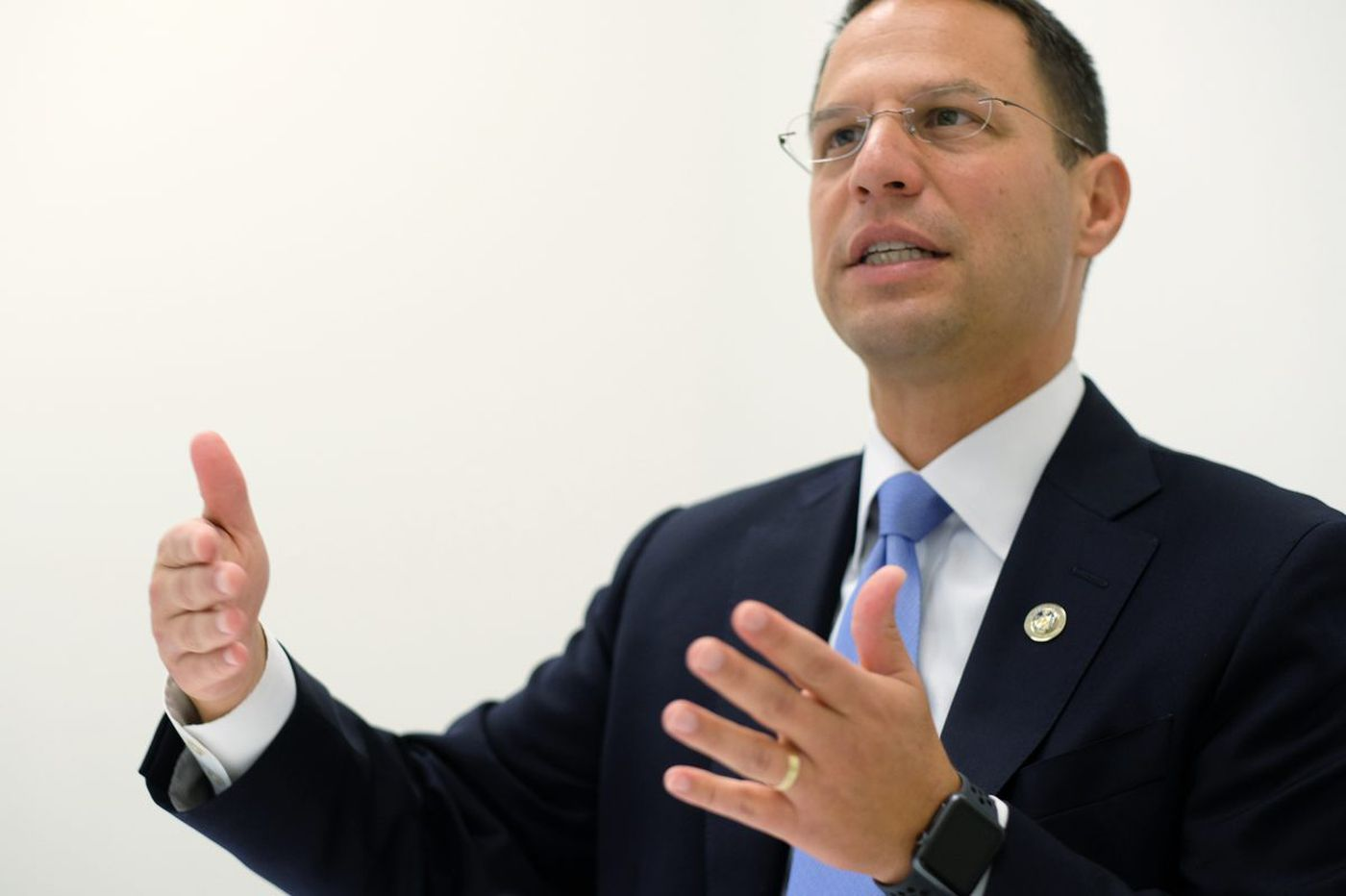 Pa. attorney general files suit against student-loan company