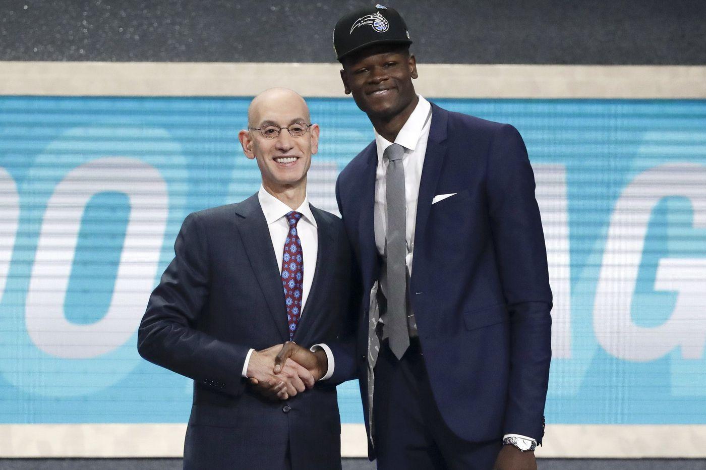 Mo Bamba, Lonnie Walker headline NBA draft full of Philadelphia-area talent