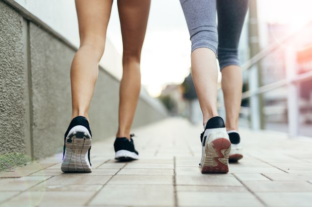 Holidays are a great time to work out together | Kimberly Garrison