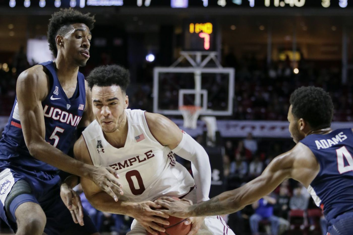 Temple-Houston preview: Owls will try to avenge a loss