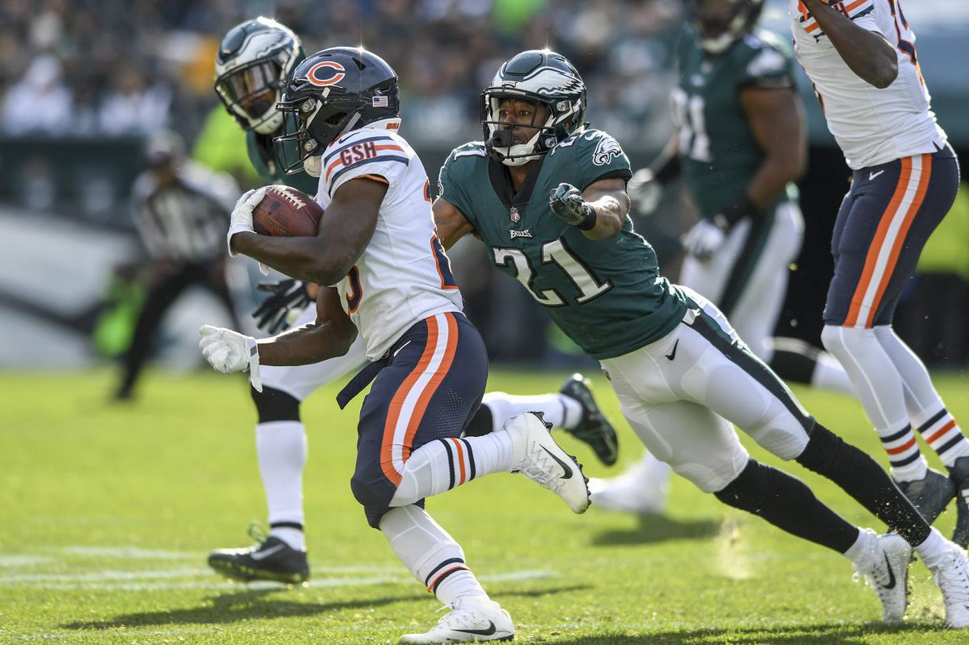 Insecurities propel Eagles to the top of the NFL | Marcus Hayes