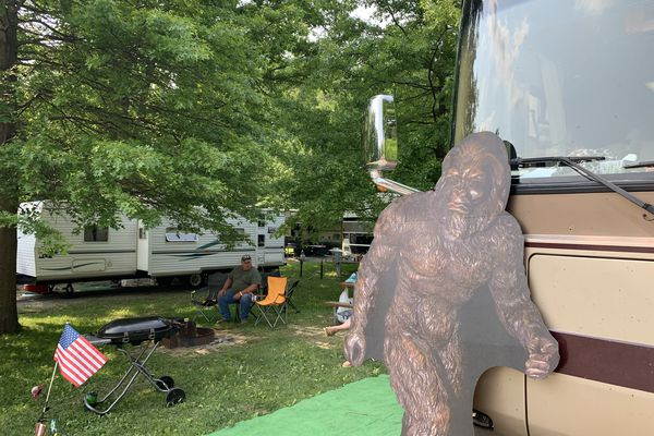 Is Bigfoot real? I went looking for it in Pennsylvania.
