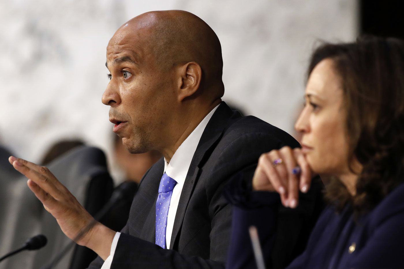 'Bring it': Cory Booker's Supreme Court stand