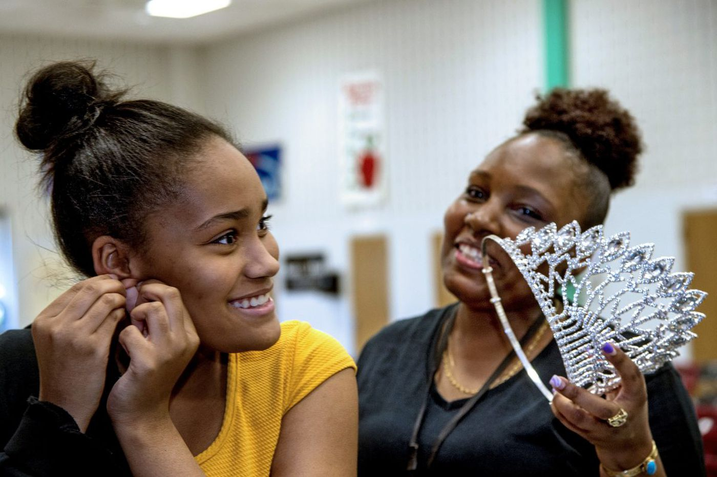 This Bucks County teen isn't letting sickle cell stop her pageant dreams