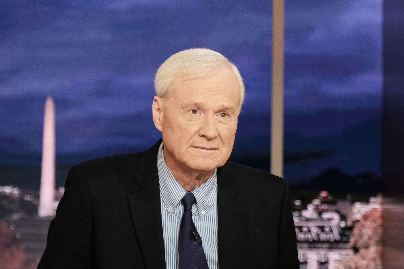 Chris Matthews' shocking MSNBC exit prompts a Fox News host to defend the Philly native