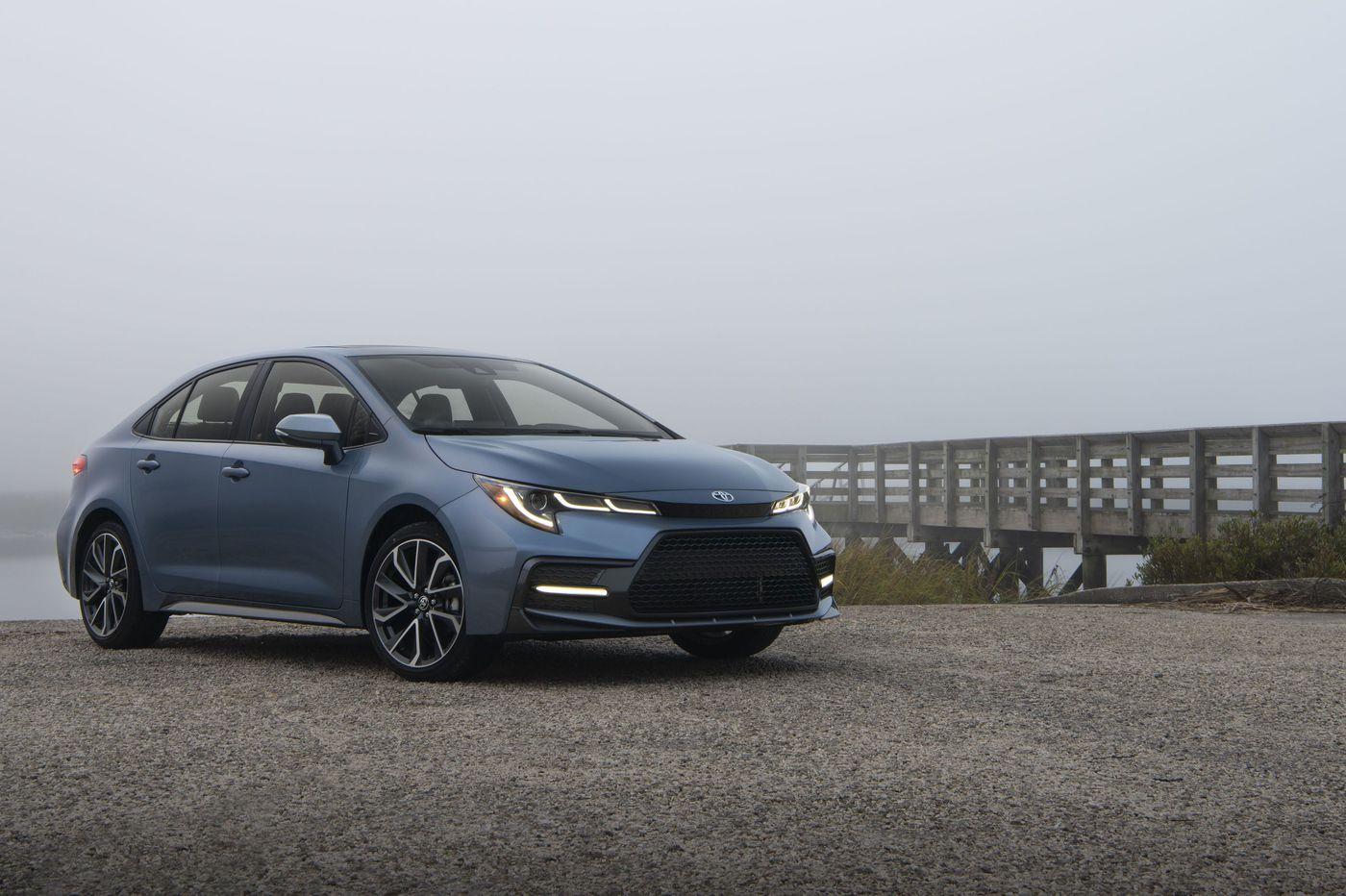 Toyota Corolla XSE: When mundane small cars liven up, Part 1