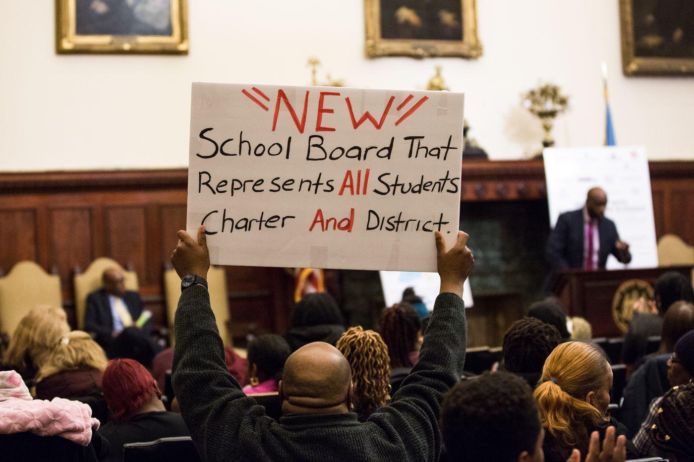 Philadelphia school board to consider three new charters