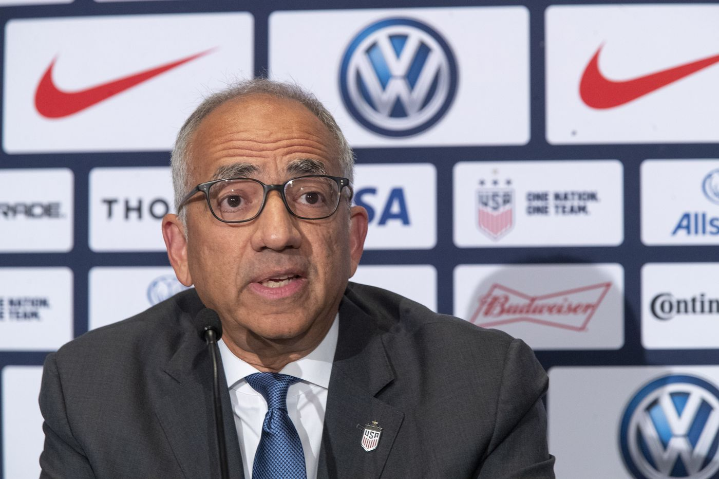 U.S. Soccer president Carlos Cordeiro resigns amid USWNT equal pay lawsuit fiasco