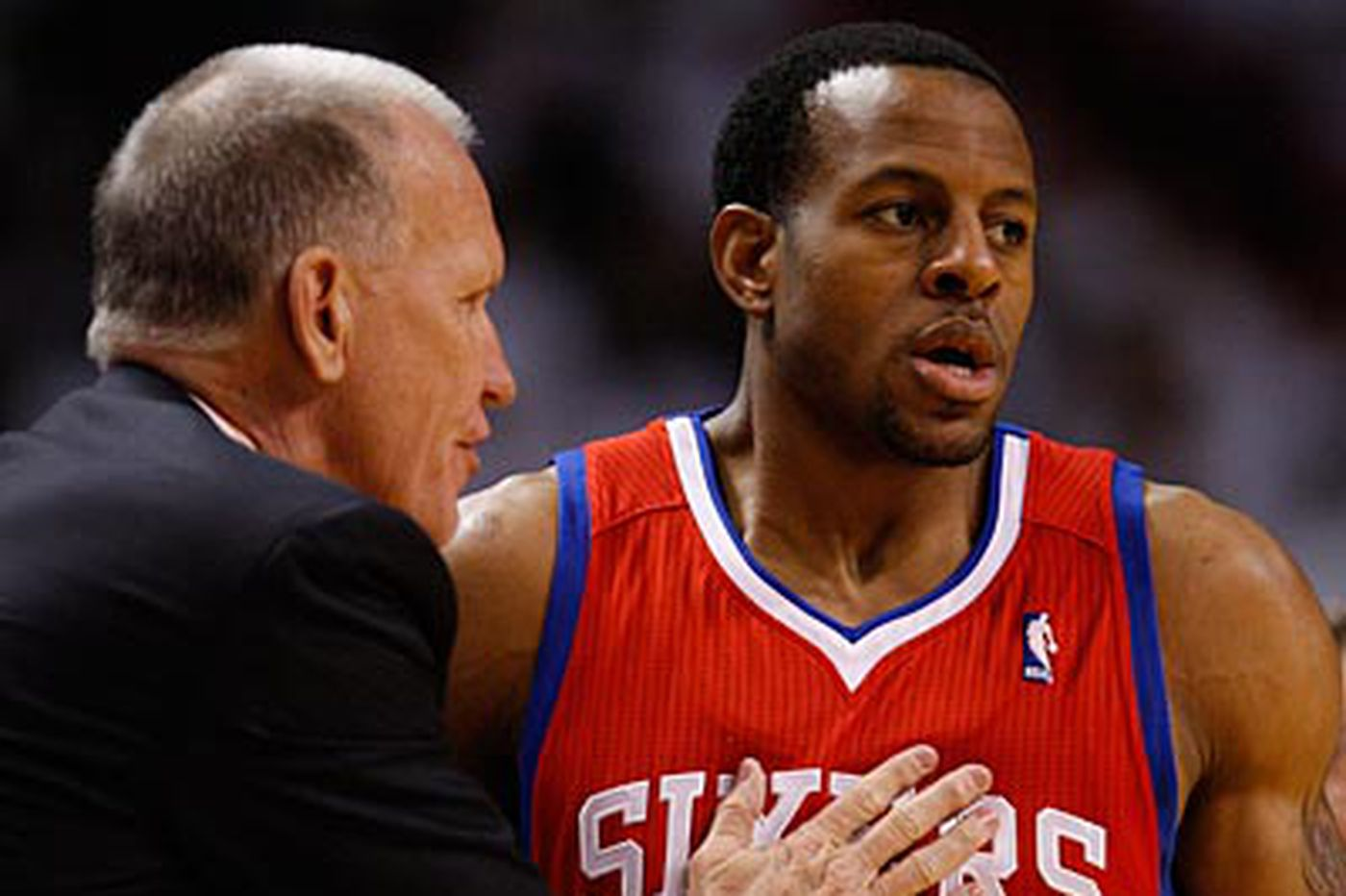 Playoffs a learning experience for young Sixers