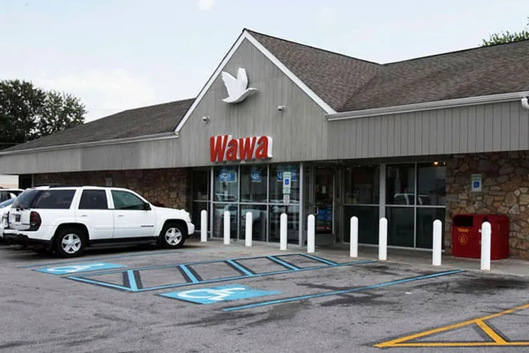"""Wawa's first store, which opened in Folsom on April 16, 1964. To celebrate the anniversary, the chain is going with an 80s theme for the week in partnership with TV show, """"The Goldbergs."""""""