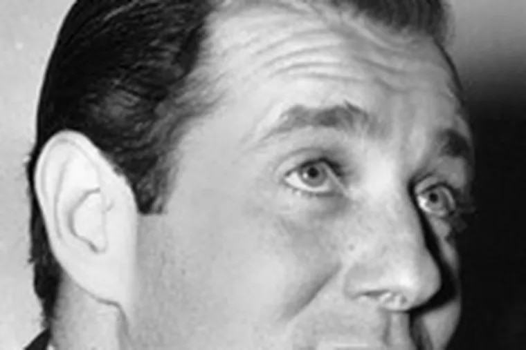 """Benjamin """"Bugsy"""" Siegel opened the $6 millionFlamingo in '46."""