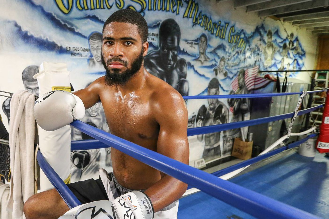Philly boxer Stephen Fulton gets title shot after rising from 'The Bottom'