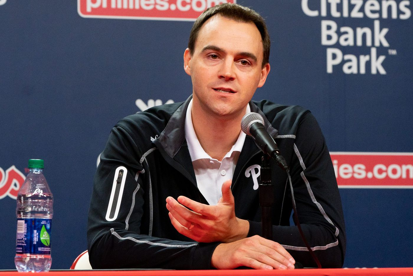 Matt Klentak's GM seat with Phillies has become scorching hot | Bob Brookover