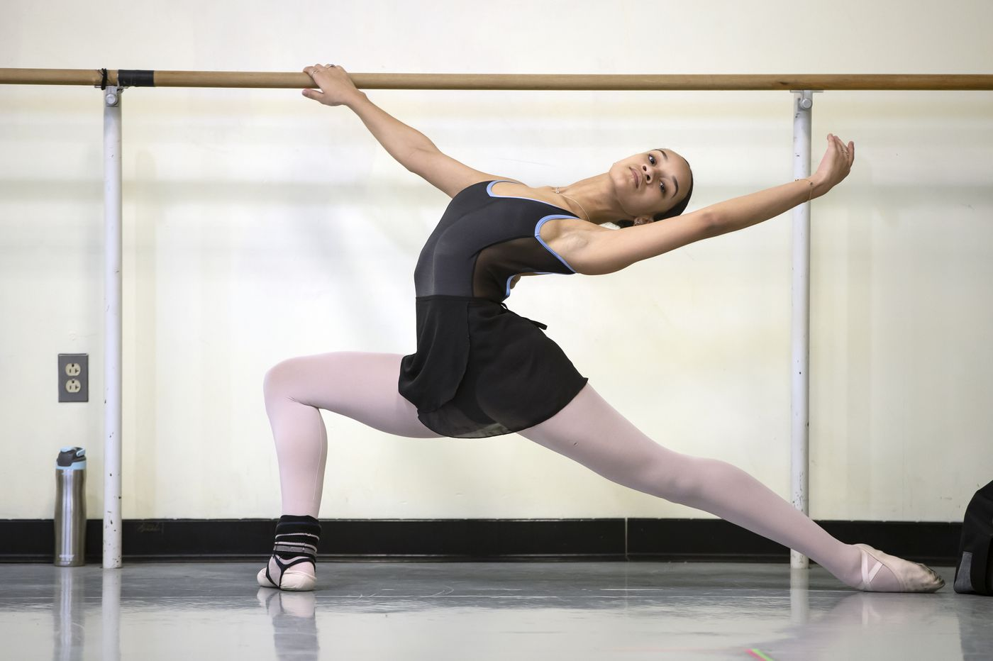 At Philly's Rock School, teenager Kaeli Ware is a rising star on the international ballet scene
