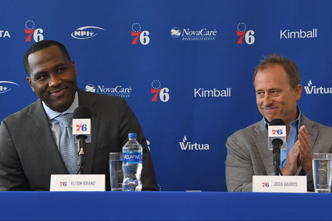 The Sixers wanted a GM who could attract talent. But was that their best approach? | David Murphy