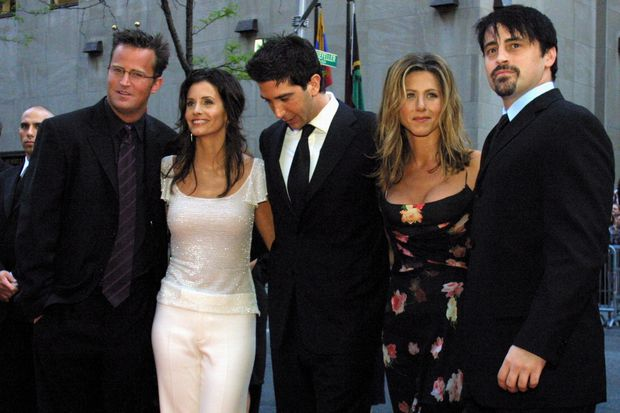 'Friends' for life?: The one where Netflix (and its subscribers) can't let go