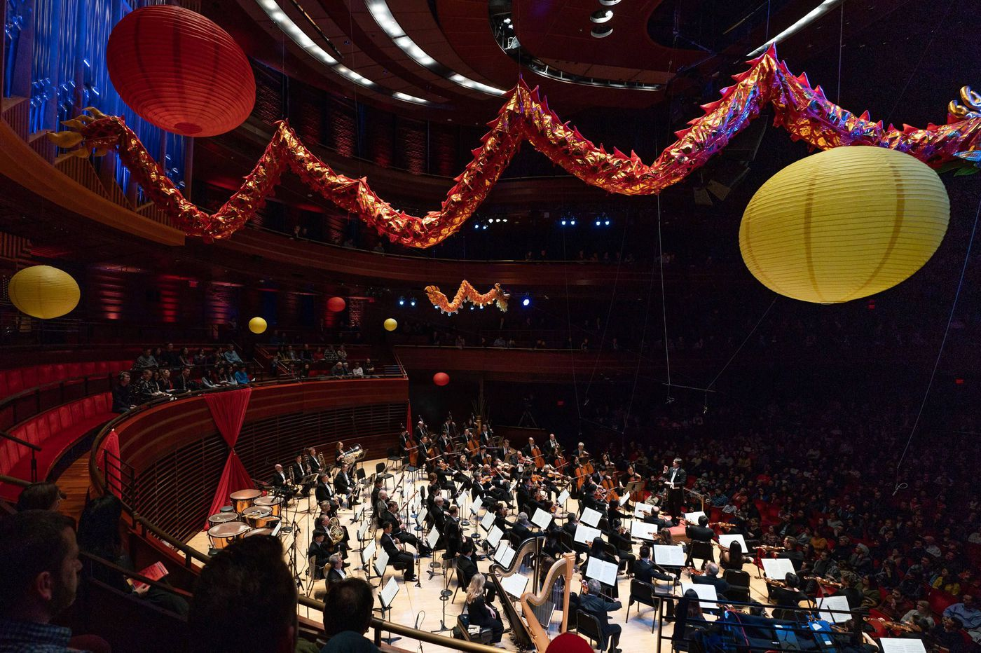 Philadelphia Orchestra will go to China and hosts Shanghai Philharmonic in pre-tour concert here