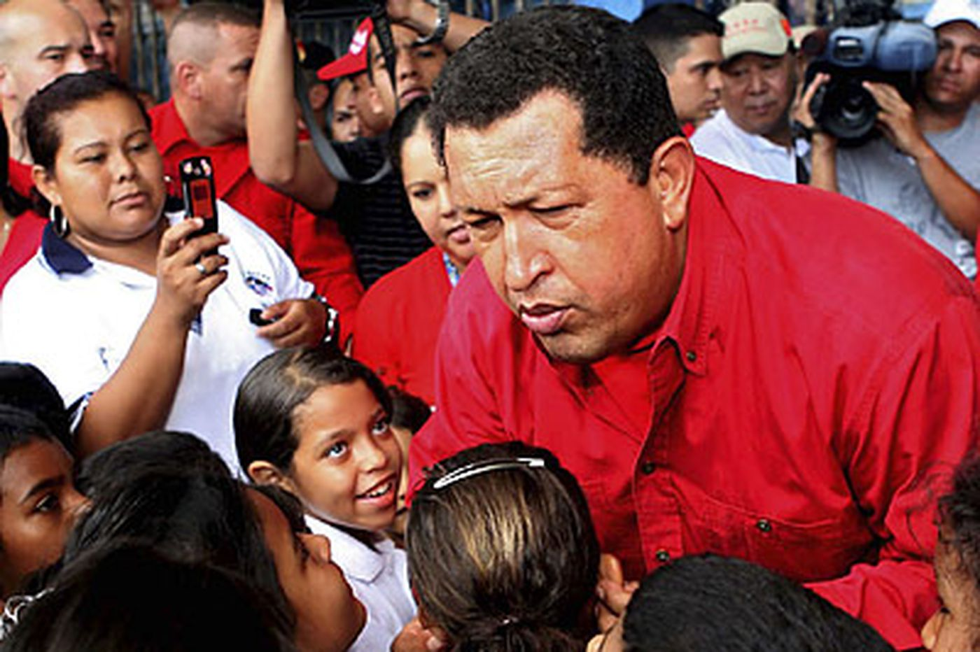 The Elephant in the Room: It's time to take on Chavez