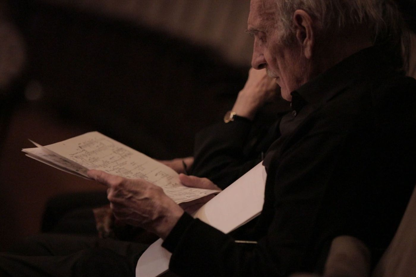 89-year-old Philly composer premieres a new piece at Lincoln Center in a program spanning 70 years of his music