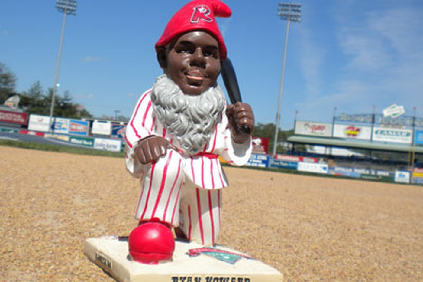 Annette John-Hall: Garden gnome giveaway is no all-star