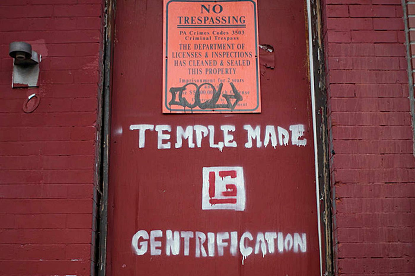 To brag or bemoan? How differing definitions of gentrification are their own problem.
