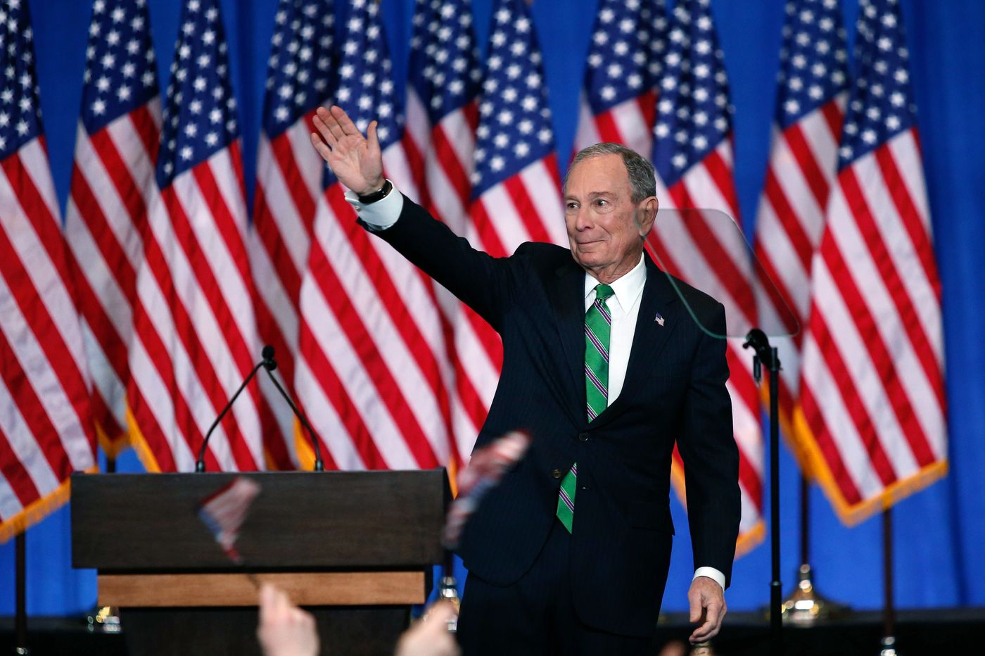Mike Bloomberg goes from presidential big spender to deadbeat loser, for some staffers