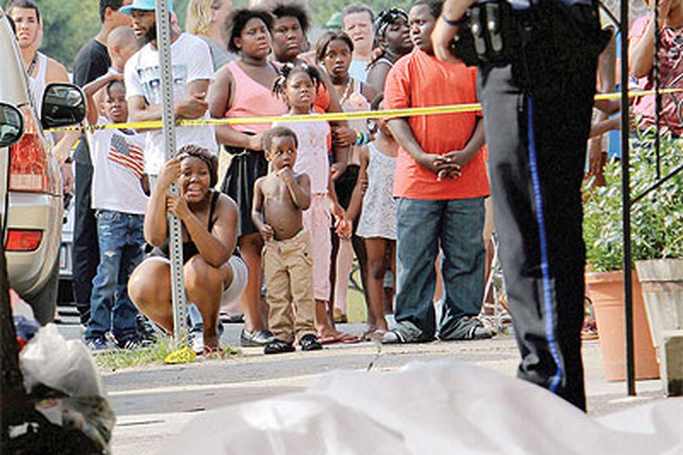 Kill-adelphia: Yet again, city tops list of homicide rates
