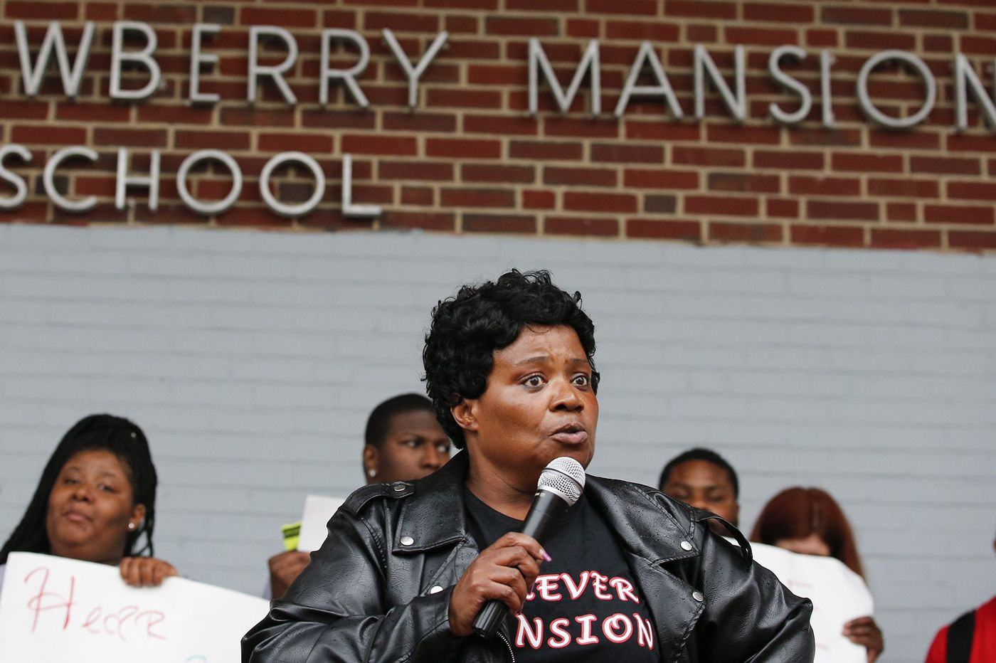 In one Philly neighborhood, critics ask: Is gentrification closing our high school?
