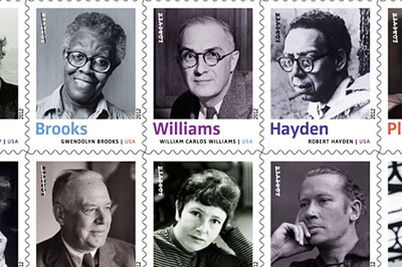 USPS putting its stamp on U.S. poets
