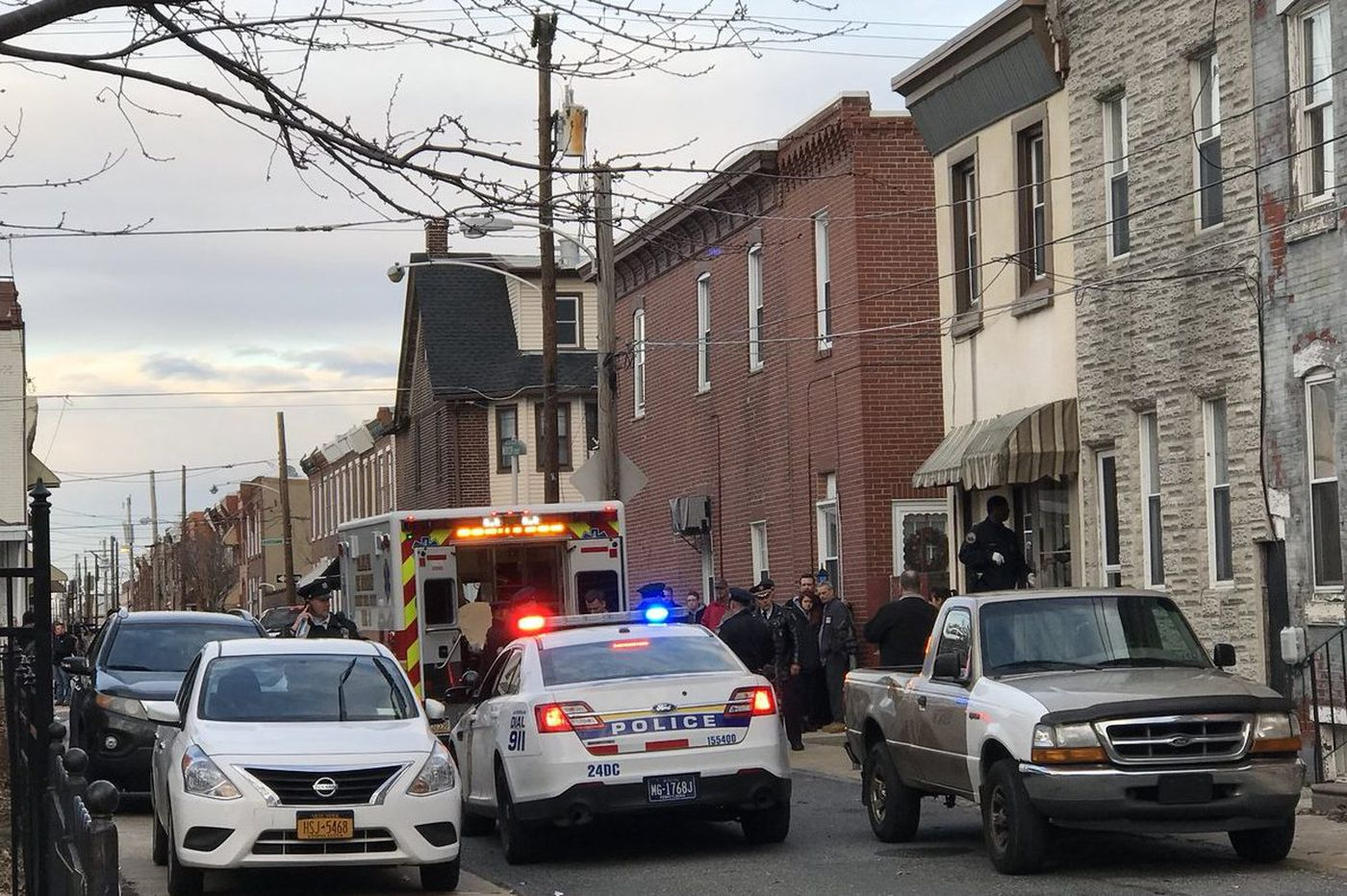 Female police officer, man found dead in Port Richmond home