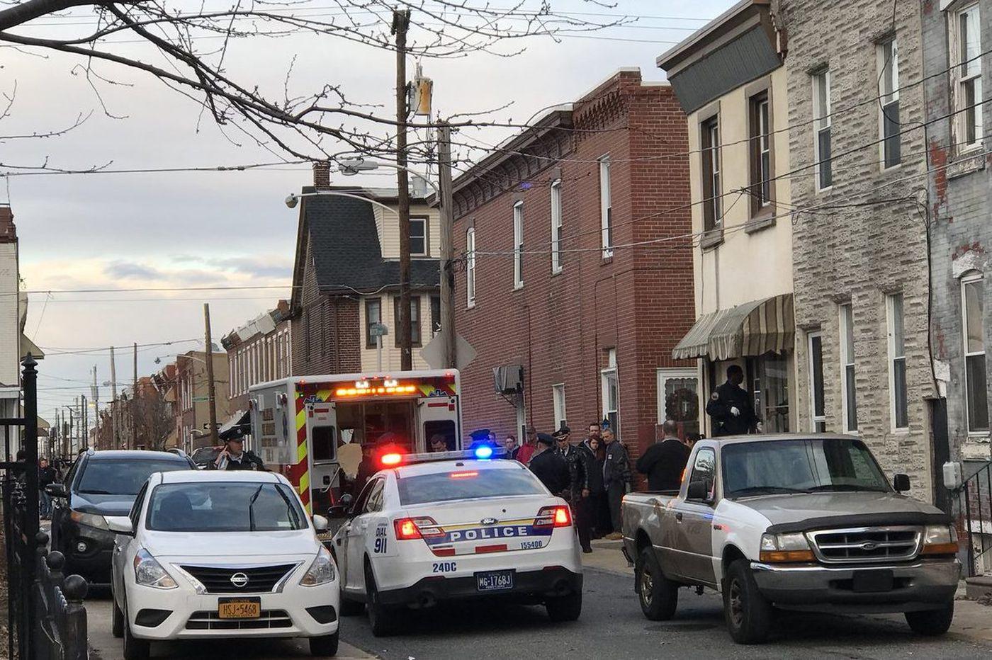 Female police officer, man found dead in Port Richmond home