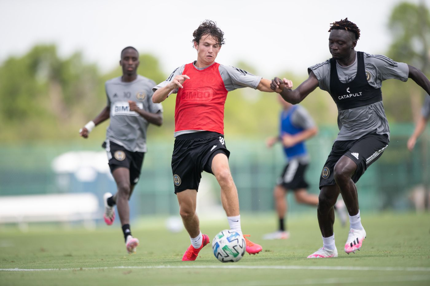 The Union bring live Philadelphia sports back with their first game in Major League Soccer's Orlando tournament