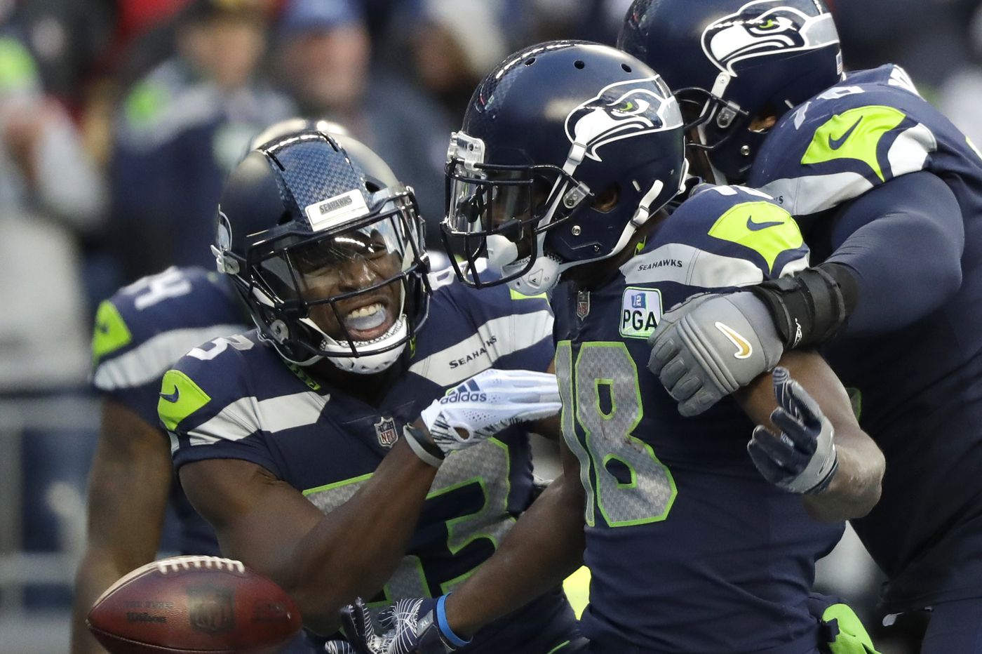 Seattle Times: Seahawks starting tackle Duane Brown and two others won't play against Eagles
