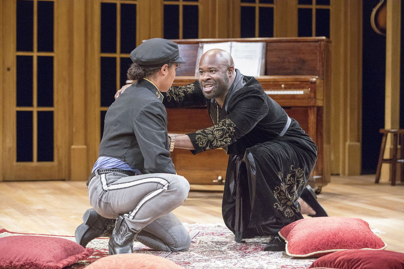 Pennsylvania Shakespeare Festival's 'Twelfth Night': A hilarious tragedy on human frailty