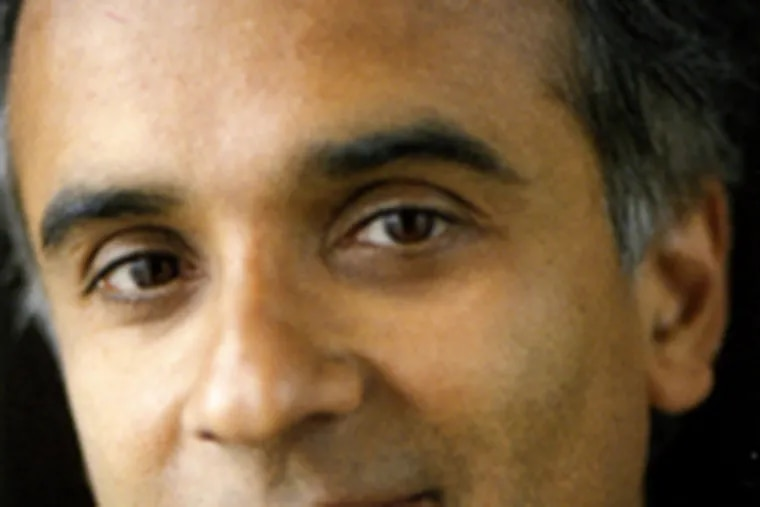 Pico Iyer's family became friends with the Dalai Lama when the author was growing up in India.