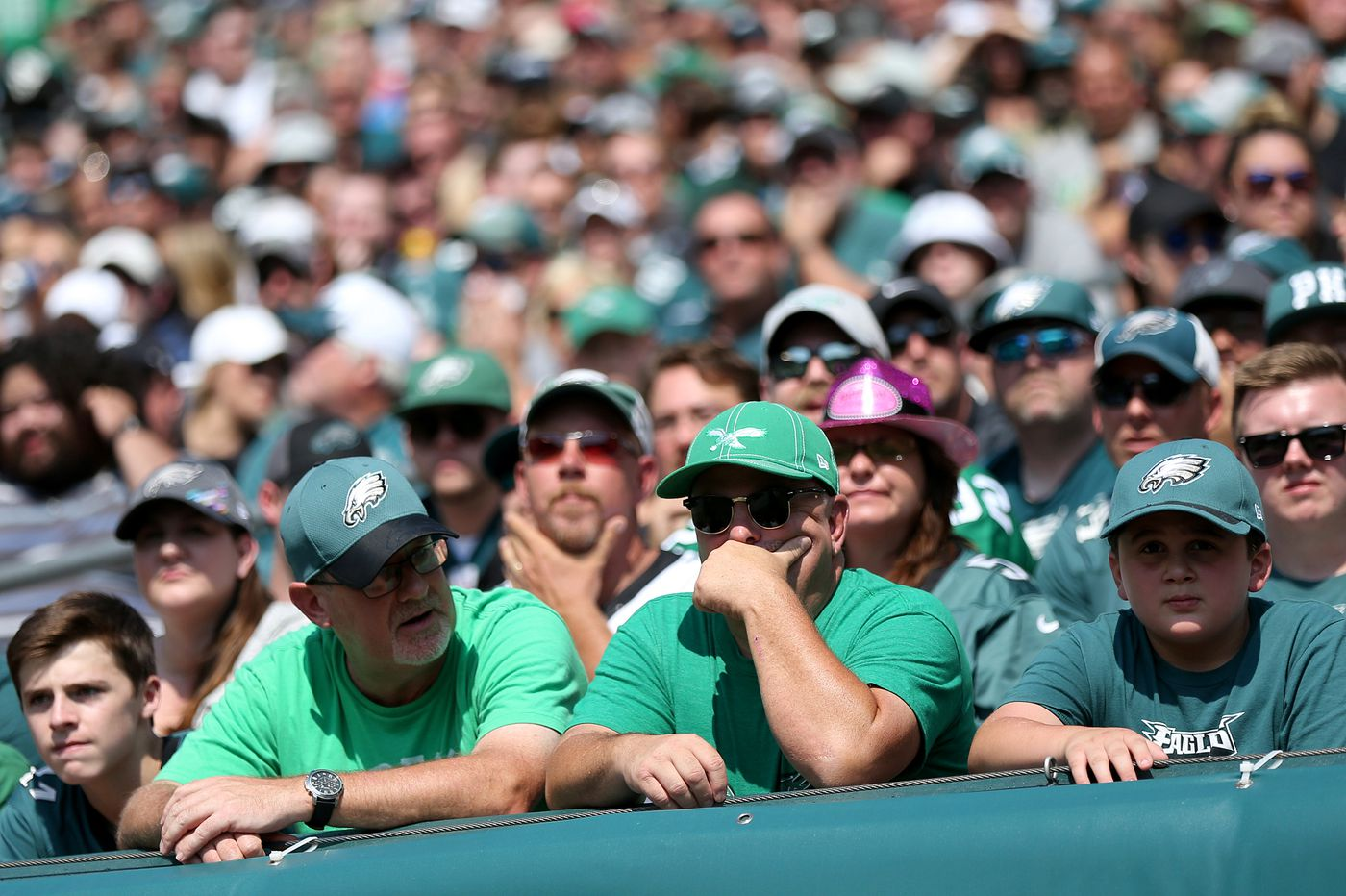 Lions 27, Eagles 24 — as it happened
