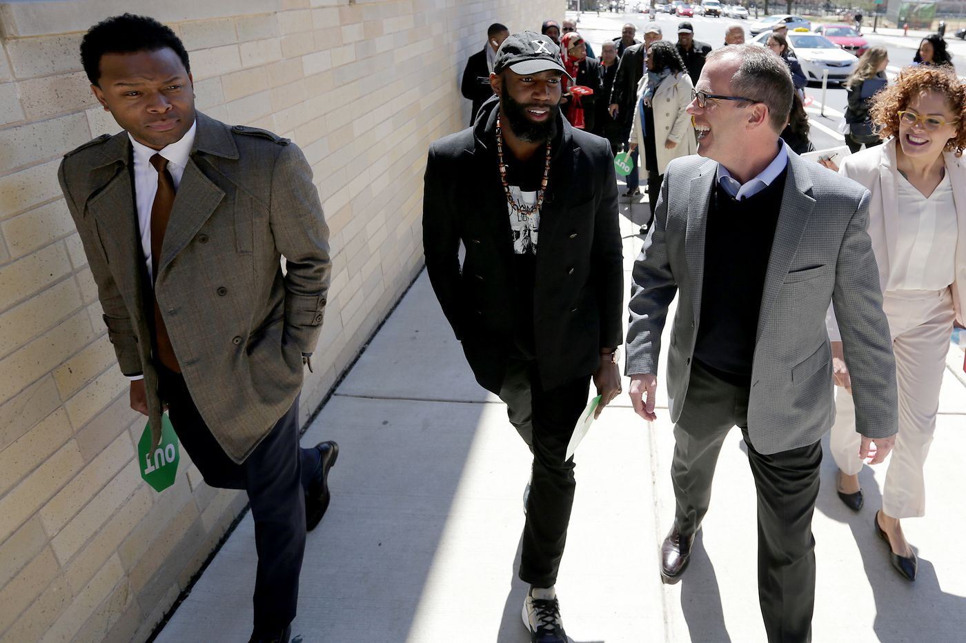 Malcolm Jenkins and the Players Coalition push back on reinstating the drug-free school zone law