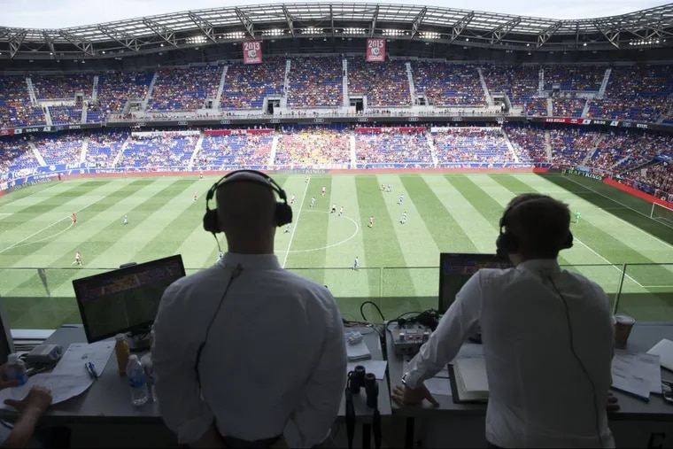 Jonty Whitehead has been in charge of Fox's coverage of MLS, the UEFA Champions League and Europa League, Germany's Bundesliga, England's FA Cup and other soccer properties.