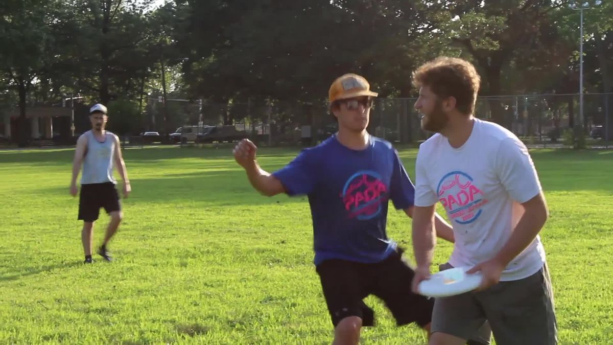 Philly's ultimate frisbee community and the nonprofit that fosters it