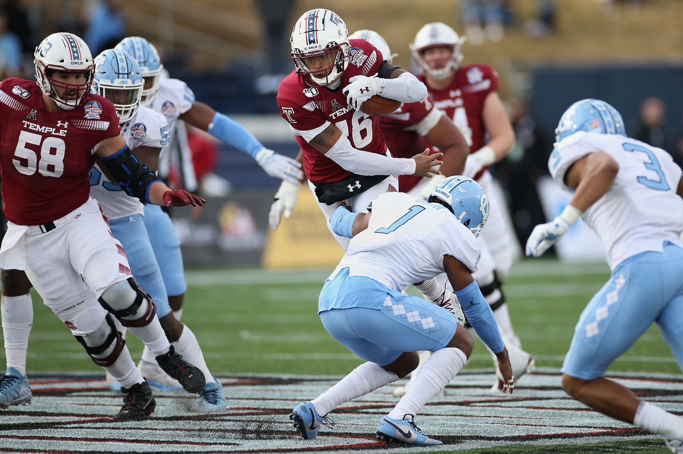 After frustrating loss, what does the future hold for Temple's football team? | Marc Narducci