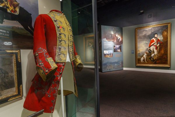 American Revolution museum's new 'Irish Soldier' exhibit has it all: Love. Death. Psychodrama.