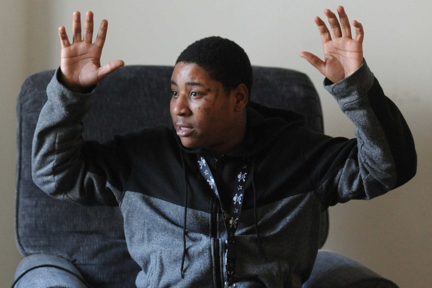 Victim in racial bias case involving ex-police chief in South Jersey tells of harrowing encounter